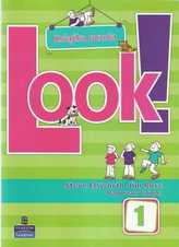 Look! 1. Klasy 4-6, szkoła podstawowa. Język angielski. Książka ucznia