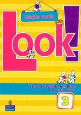 Look! 3 Książka ucznia