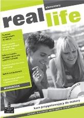 Real Life Elementary. Liceum. Język angielski. Zeszyt ćwiczeń (+CD)