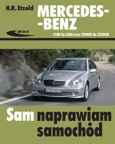 Mercedes-Benz C180 do C350 oraz C200CD do C320CDI