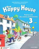 New Happy House 3 Class Book