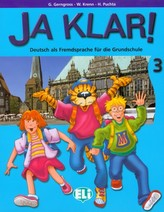Ja Klar! 3. Klasa 3, szkoła podstawowa. Język niemiecki. Podręcznik
