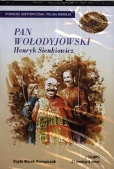 Pan Wołodyjowski. Klub Czytanej Książki. Audiobook (2 CD mp3)