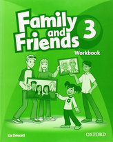 Family and Friends 3 - Activity Book