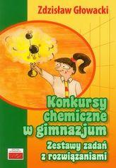 Konkursy chemiczne w gimnazjum. Zestawy zadań z rozwiązaniami