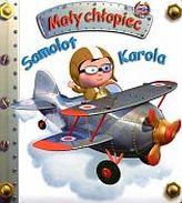 Samolot Karola. Mały chłopiec