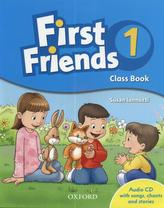 First Friends1 - Class Book (+CD)