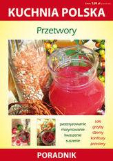 Kuchnia polska. Przetwory