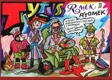 Tytus, Romek i A'Tomek w Bitwie Warszawskiej 1920 roku z wyobraźni Papcia Chmiela narysowani
