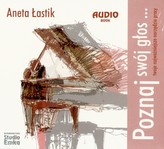 Poznaj swój głos. 1. Audiobook (1CD)