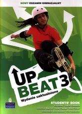 Upbeat- 3. Język angielski. Student's Book (+CD)