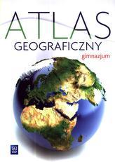 Atlas geograficzny. Gimnazjum