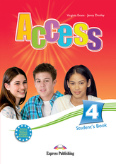 Access 4 - Student`s Book + i-eBook