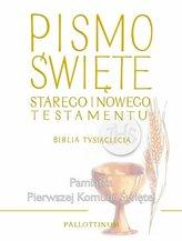 Biblia Tysiąclecia. Pismo Święte Starego i Nowego Testamentu