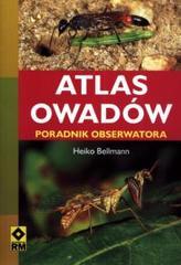 Atlas owadów. Poradnik obserwatora