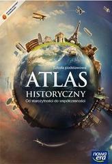 Atlas historyczny. Od starożytności do współczesności. Szkoła podstawowa