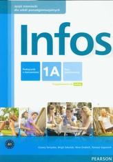 Infos 1A Podręcznik z ćwiczeniami (+CD)