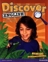 Discover English Starter - Książka ucznia