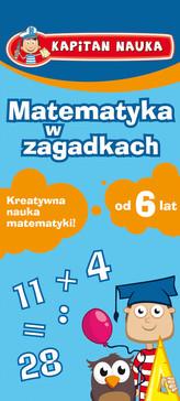 Karty dla dzieci. Matematyka w zagadkach