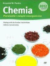 Chemia. Klasa 1-3, liceum / technikum. Podręcznik. Zakres rozszerzony (+DVD)
