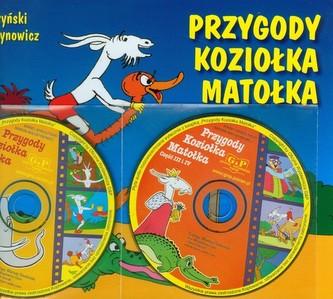Przygody Koziołka Matołka (+2CD)