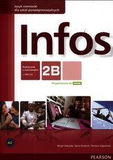 Infos 2B. Podręcznik z ćwiczeniami (+CD)