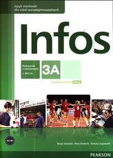 Infos 3A. Podręcznik z ćwiczeniami (+CD)