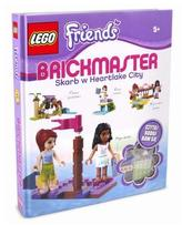 Lego Friends Brickmaster. Skarb w Heartlake City (LBM-101)