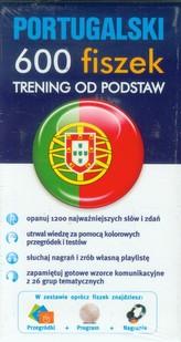 Portugalski. 600 fiszek. Trening od podstaw