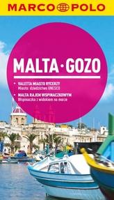 Malta Gozo. Marco Polo przewodnik