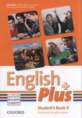 English Plus 4. Gimnazjum. Podręcznik.