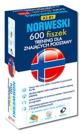Norweski. Trening dla znających podstawy. 600 fiszek + CD ROM z programem i nagraniami MP3. A2-B1