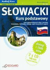 Słowacki. Kurs podstawowy z płytą CD dla początkujących