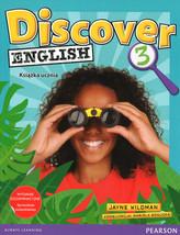 Discover English 3. Klasa 4-6, szkoła podstawowa, część 3. Język angielski. Podręcznik