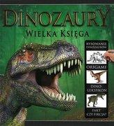 Dinozaury. Wielka księga