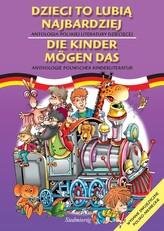 Dzieci to lubią najbardziej. Wydanie polsko-niemieckie