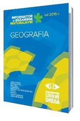 Informator o egzaminie maturalnym od 2015. Geografia