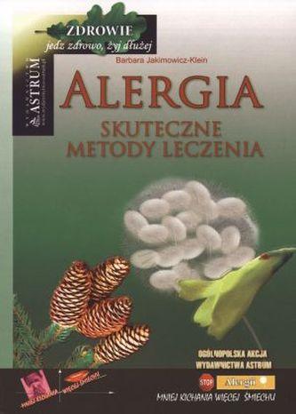 Alergia. Skuteczne metody leczenia