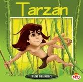 Tarzan. Bajka słowno-muzyczna płyta CD