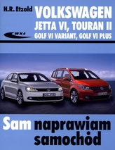 Volkswagen Jetta VI, Touran II, Golf VI Variant, Golf VI Plus. Sam naprawiam samochód