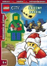 Lego City. Śnieżny pościg (LMJ-4)