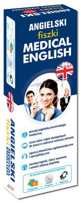 Angielski. Fiszki. Medical English