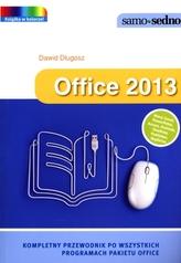 Office 2013. Kompletny przewodnik po wszystkich programach pakietu Office