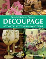 Decoupage. Motywy klasyczne