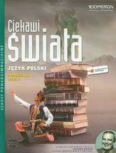 Ciekawi świata. Klasa 2, szkoła ponadgimnazjalna, część 4. Język polski. Podręcznik
