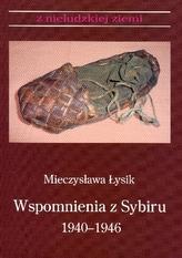 Wspomnienia z Sybiru 1940-1946