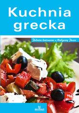 Kuchnia grecka. Podróże kulinarne z Małgosią Puzio