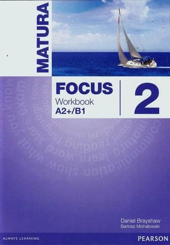 Matura Focus 2. Workbook A2+/B1