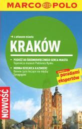 Kraków. Przewodnik z atlasem miasta