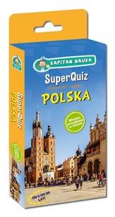 Kapitan Nauka. SuperQuiz. Polska